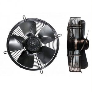 FAN 400MM SUCK 4 POLE 3 PHASE